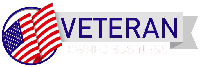Veteran owner business icon